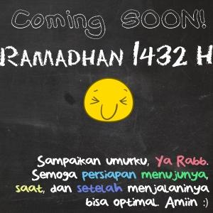 Ramadhan 1432 H